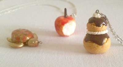Polymer clay jewellery workshop for teenagers & adults