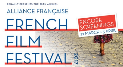 Alliance Française French Film Festival 2017
