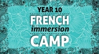 Year 10 French Immersion Camp 2015 - Click to enlarge picture.