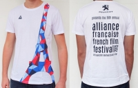 Le T-shirt French Fim Festival 2015 - Click to enlarge picture.