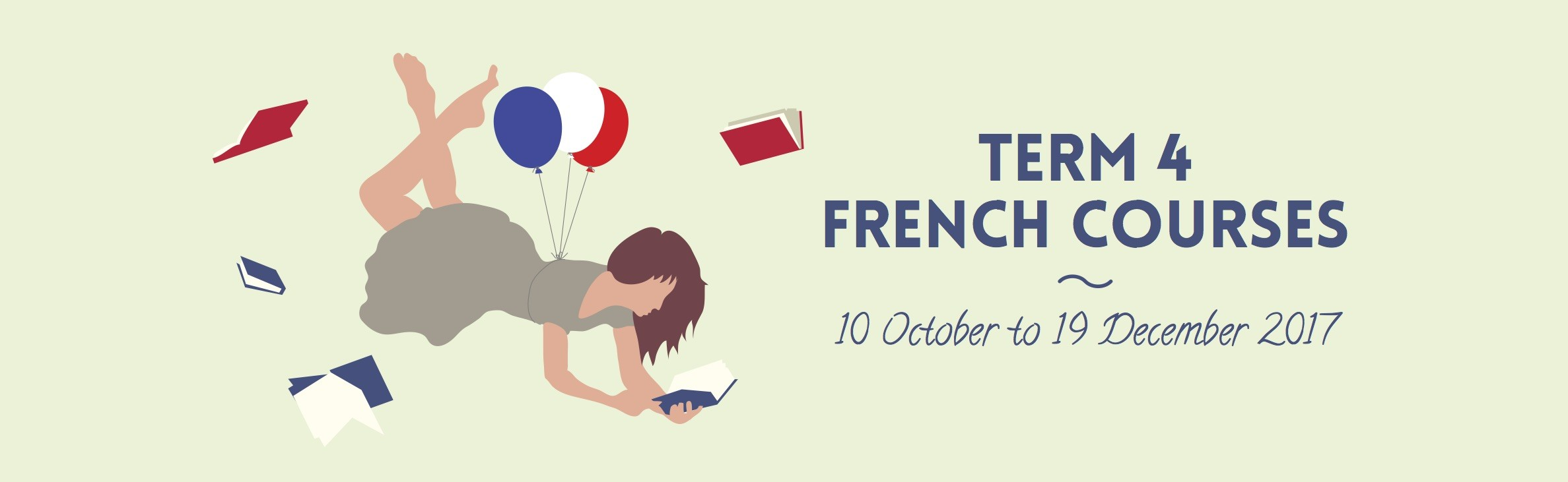 Term 4 French courses