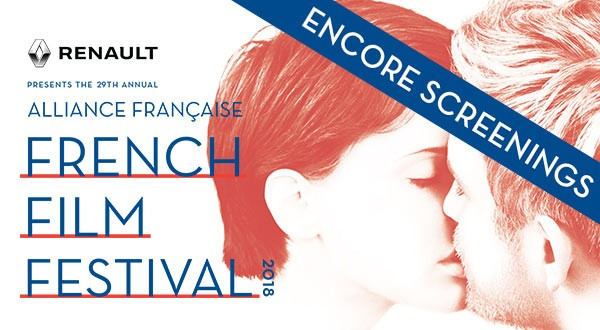 2018 Alliance Française French Film Festival