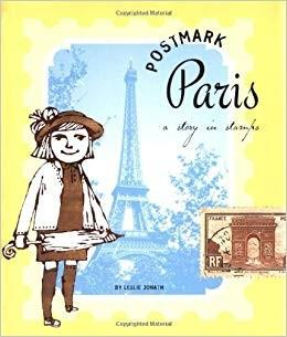 Postmark Paris, a story in stamps
