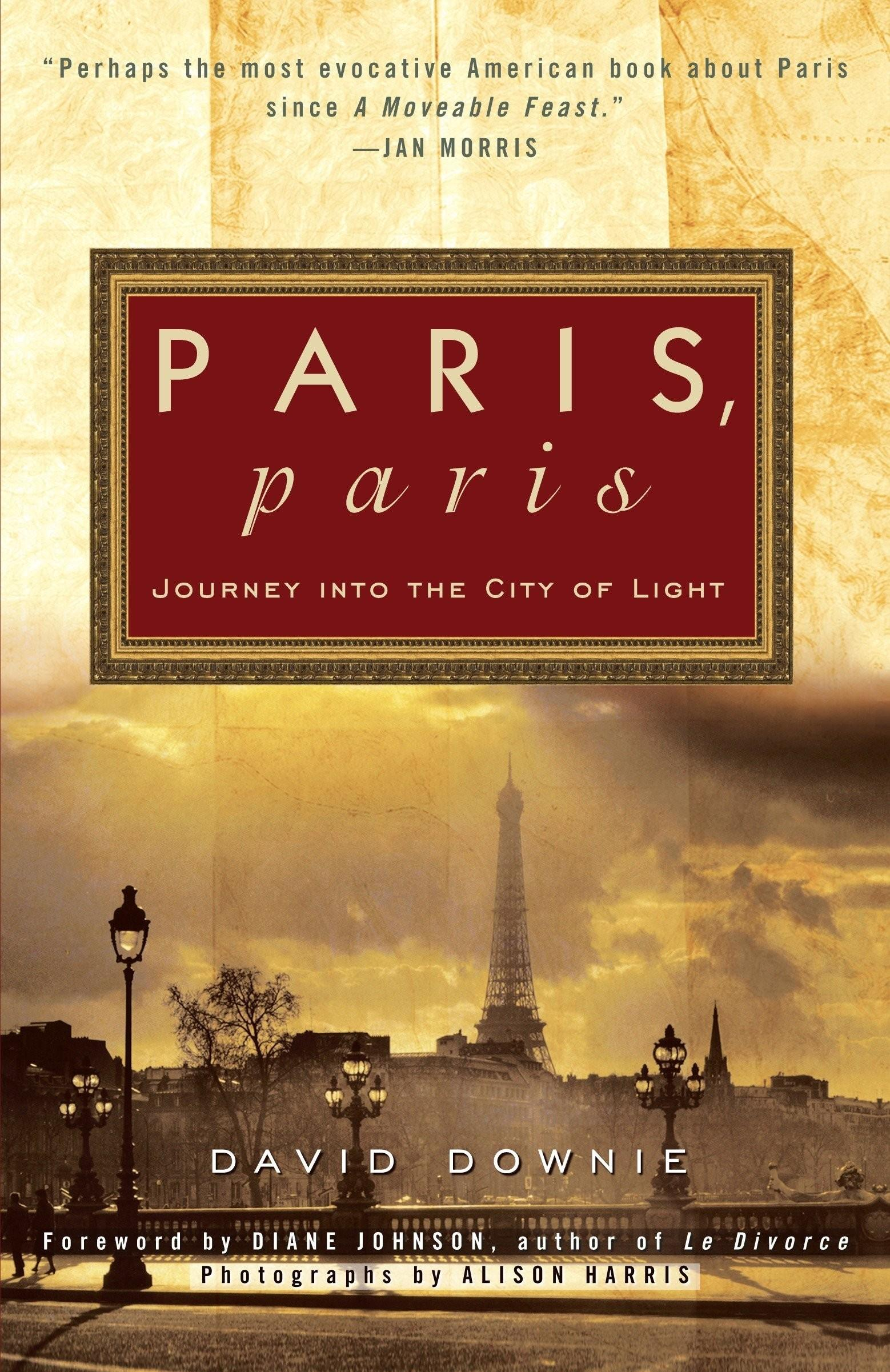 Paris Paris, journey into the city of light