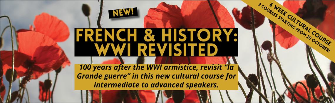 French & History: WWI Revisited