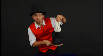 Magic Workshops for Children with Tony