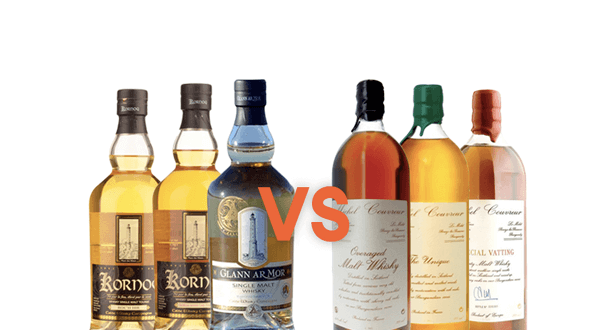 Whisky Masterclass by Spirits of France