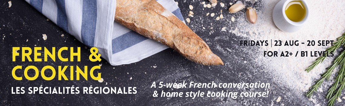 French & Cooking