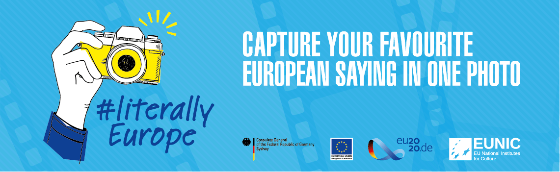 #literallyEurope Competition